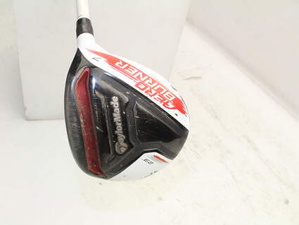 TaylorMade AeroBurner Fairway Wood 7 Wood 7W 23° Matrix Speed RUL-Z 60 Graphite Senior Right Handed 42.25in