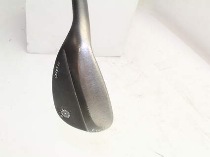 Titleist Vokey SM5 Raw Black Wedge Lob LW 60° 8 Deg Bounce M Grind True Temper XP 95 R100 Steel Regular Left Handed 35.0in