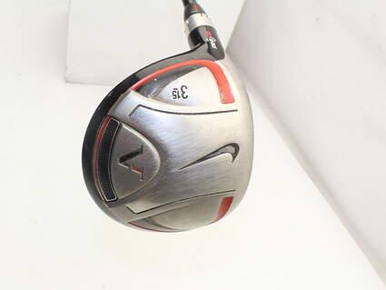 Nike Victory Red Str8-Fit Fairway Wood 3 Wood 3W 15° Aldila VooDoo RVS7 Graphite Regular Left Handed 42.0in