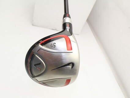 Nike Victory Red Str8-Fit Fairway Wood 5 Wood 5W 19° Aldila VooDoo SVR7 Graphite Regular Left Handed 42.0in