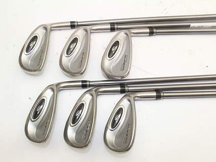 Cobra SS-i Oversize Iron Set 6-PW GW Stock Graphite Shaft Graphite Regular Right Handed 37.5in