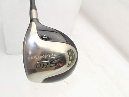 TaylorMade R580 Fairway Wood 7 Wood 7W TM m.a.s 60 Graphite Regular Right Handed 40.5in