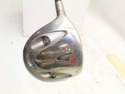 TaylorMade R5 Dual Fairway Wood 7 Wood 7W Stock Graphite Shaft Graphite Ladies Left Handed 40.5in