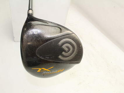 Cleveland Hibore XLS Driver 9.5° Cleveland Fujikura Fit-On Gold Graphite Stiff Right Handed 45.5in