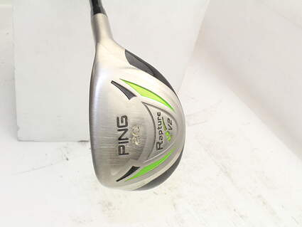 Ping Rapture V2 Hybrid 3 Hybrid 20° Ping TFC 939H Graphite Stiff Right Handed 39.25in