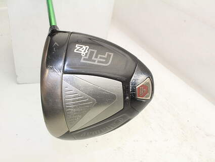 Callaway FT-iZ Driver 11° Graphite Design Aura Green Graphite Ladies Right Handed 44.25in