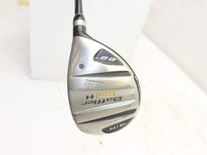 Cobra Baffler Rail H Hybrid 4 Hybrid 22° Cobra Motore Baffler Rail-H Graphite Regular Right Handed 39.75in