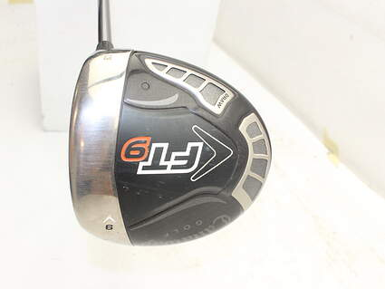Callaway FT-9 Driver 9° Stock Graphite Shaft Graphite Stiff Right Handed 45.0in