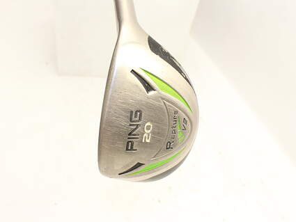 Ping Rapture V2 Hybrid 3 Hybrid 20° Accra AXIV Series XH 85 Graphite Regular Right Handed 40.0in