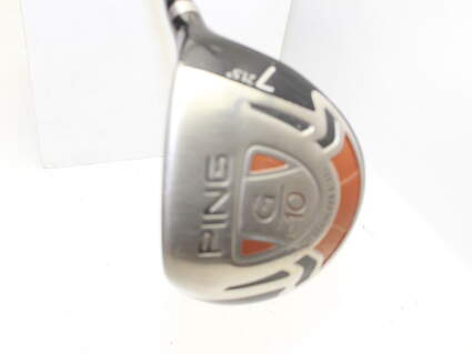 Ping G10 Fairway Wood 7 Wood 7W 21.5° Ping TFC 129F Graphite Regular Right Handed 41.5in