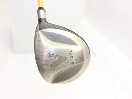 TaylorMade V Steel Fairway Wood 7 Wood 7W 21° UST Proforce 65 Graphite Regular Right Handed 41.75in