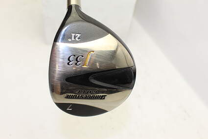 Bridgestone J33 Fairway Wood 7 Wood 7W 21° Aldila NV 75 Graphite Regular Right Handed 42.0in
