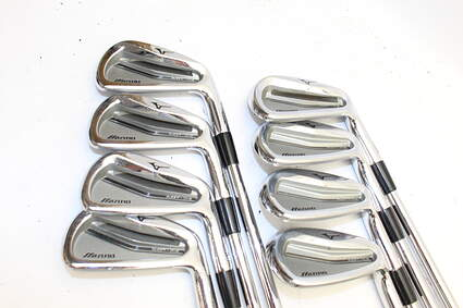 Mizuno MP-54 Iron Set 3-PW True Temper Dynamic Gold S300 Steel Stiff Right Handed 38.0in