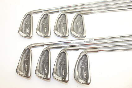 Ping ISI K Iron Set 3-PW Ping JZ Steel Regular Right Handed 38.0in