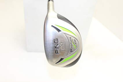 Ping Rapture V2 Hybrid 3 Hybrid 20° Accra AXIV Series XH 85 Graphite Stiff Right Handed 40.0in