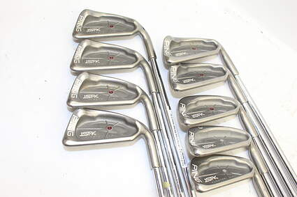 Ping ISI K Iron Set 4-SW Ping JZ Steel Stiff Right Handed 37.0in
