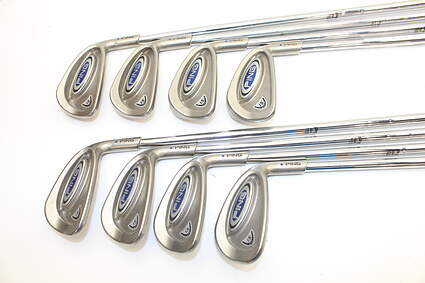 Ping i5 Iron Set 4-GW Stock Steel Shaft Steel Stiff Right Handed 37.75in