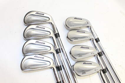 Mizuno MP 32 Iron Set 3-PW Stock Steel Shaft Steel Stiff Right Handed 38.0in