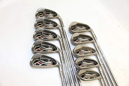 Ping G15 Iron Set 3-PW GW SW Steel Regular Right Handed White Dot 39.0in