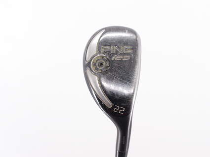 Ping I25 Hybrid Hybrid 22° Ping PWR 80 Graphite Stiff Right Handed 39.5in