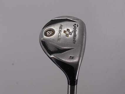 TaylorMade 2009 Rescue TP Hybrid 5 Hybrid 25° TM Aldila reax 65 hybrid Graphite Regular Right Handed 39.0in