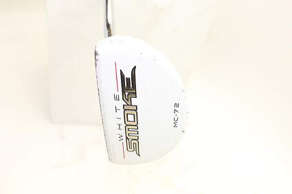 TaylorMade White Smoke MC72 Putter Steel Right Handed 34.0in