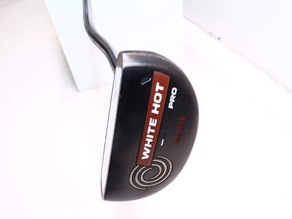Odyssey White Hot Pro Rossie Putter Face Balanced Steel Right Handed 35.0in
