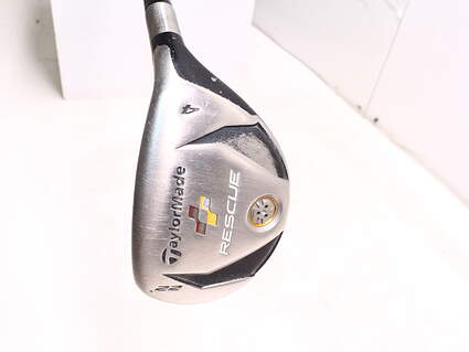 TaylorMade 2009 Rescue Hybrid 4 Hybrid 22° TM Aldila reax 65 hybrid Graphite Regular Right Handed 39.75in