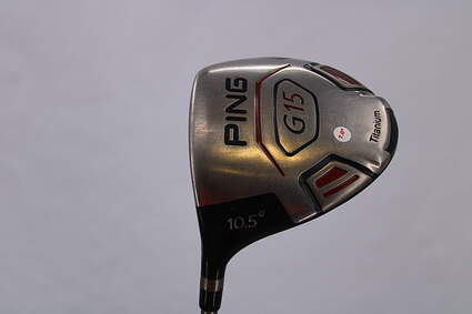 Ping G15 Driver 10.5° Ping TFC 149D Graphite Regular Left Handed 45.5in