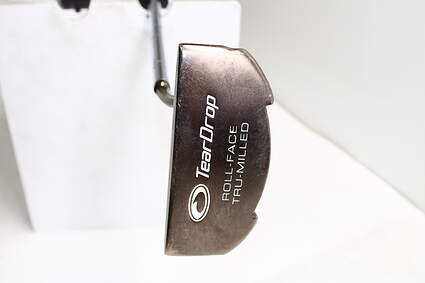 Tear Drop TD 19 Putter Face Balanced Steel Right Handed 34.75in