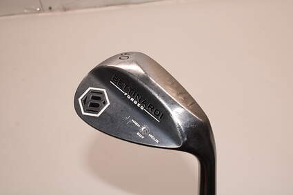 Bettinardi H2 Satin Nickel Wedge Lob LW 60° Project X Rifle 5.5 Steel Regular Right Handed 35.0in