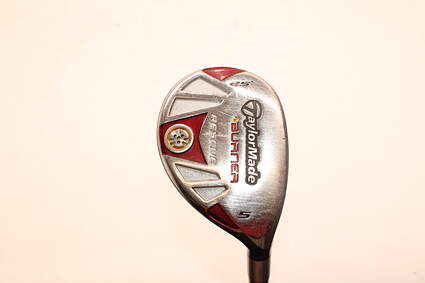 TaylorMade Burner Rescue Hybrid 5 Hybrid 25° TM Reax Superfast 65 Graphite Regular Right Handed 39.5in