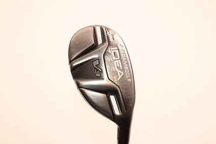 Adams Idea Tech V3 Hybrid 5 Hybrid Adams Mitsubishi Bassara 65 Graphite Stiff Right Handed 39.25in