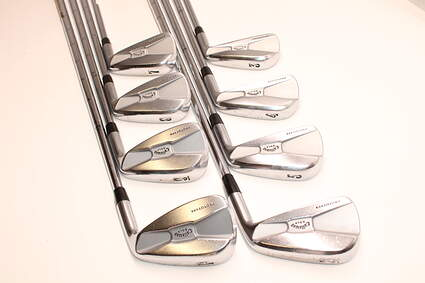 Tour Issue Callaway Tour Authentic Iron Set 3-PW Dynamic Gold Tour Issue X100 Graphite X-Stiff Right Handed 38.5in