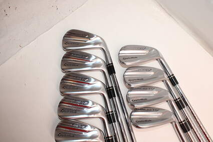 TaylorMade 2019 P790 Iron Set 3-PW GW Project X 6.0 Steel Right Handed