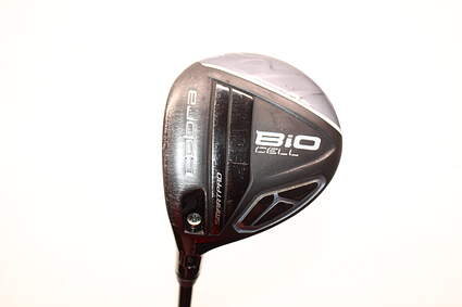 Cobra Bio Cell Silver Fairway Wood 5-7 Wood 5-7W 17° Project X PXv Graphite Regular Left Handed 42.5in