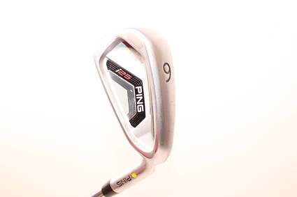 Ping I25 Single Iron 6 Iron Ping CFS Steel Stiff Right Handed Yellow Dot 37.5in