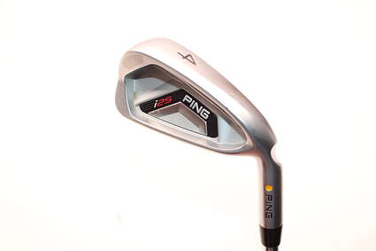 Ping I25 Single Iron 4 Iron Ping CFS Steel Stiff Right Handed Yellow Dot 38.5in