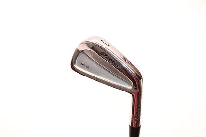 Mizuno MP 62 Single Iron 3 Iron Dynamic Gold Tour Issue S400 Steel Stiff Right Handed 39.0in