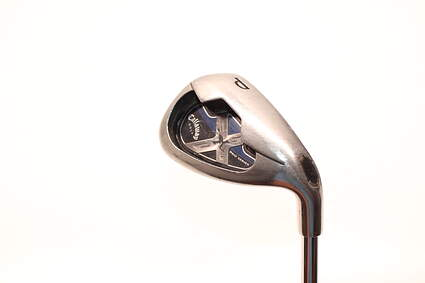 Callaway X-18 Pro Series Single Iron Pitching Wedge PW True Temper Dynamic Gold S300 Steel Stiff Right Handed 35.5in