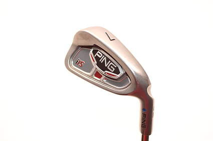 Ping i15 Single Iron 7 Iron Ping AWT Steel Regular Right Handed Blue Dot 36.75in