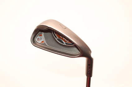 Ping G10 Single Iron 7 Iron Ping AWT Steel Regular Right Handed Black Dot 36.75in