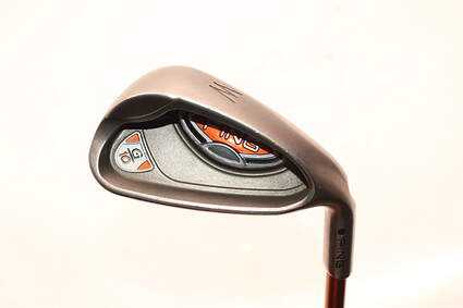 Ping G10 Single Iron Pitching Wedge PW Ping TFC 129I Graphite Senior Right Handed Black Dot 35.5in