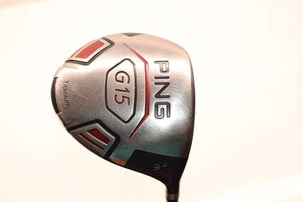 Ping G15 Driver 9° Ping TFC 700D Graphite Stiff Right Handed 45.5in