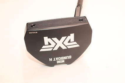 PXG Mini Gunboat H Putter Steel Right Handed 33.5in
