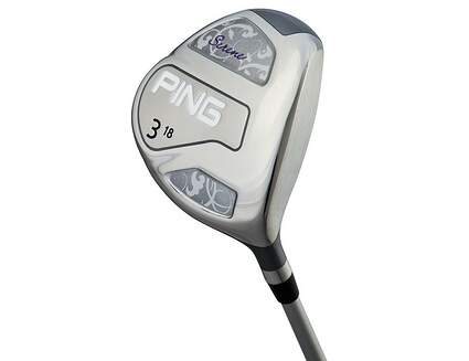 Ping Serene Fairway Wood 5 Wood 5W 22* Ping ULT 210 Ladies Lite Graphite Ladies Left Handed 42 in