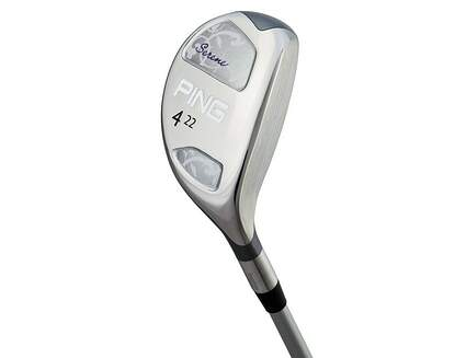 Ping Serene Hybrid 5 Hybrid 26* Ping ULT 210 Ladies Graphite Ladies Left Handed 38.25 in