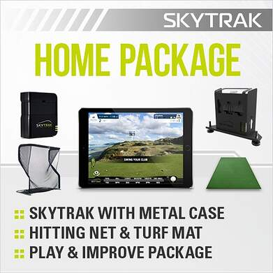 SkyTrak Home Series Package Launch Monitor