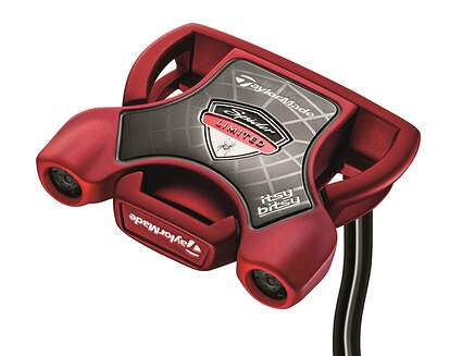 TaylorMade Spider Limited Red Itsy Bitsy Putter