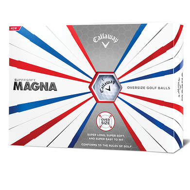 Callaway Supersoft Magna 19 Golf Balls